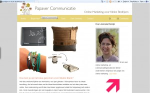interview duurzame ondernemer studiosterk op papavercommunicatie