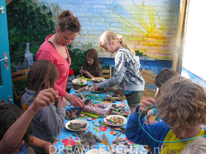 Kinderfeestje Strandjutten bij Dreams Events (11)