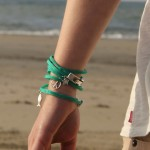 wikkelarmband vislijn studiosterk recycling armband